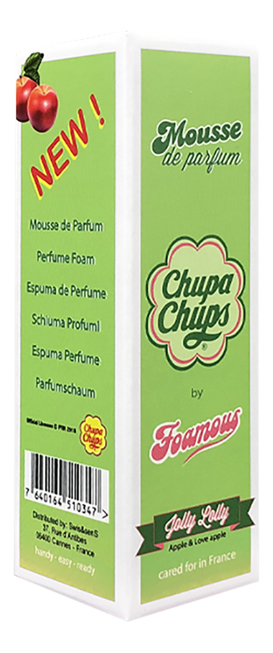 Afbeelding van Parfumschuim Chupa Chups Foamous Jolly Lolly from DreamLand