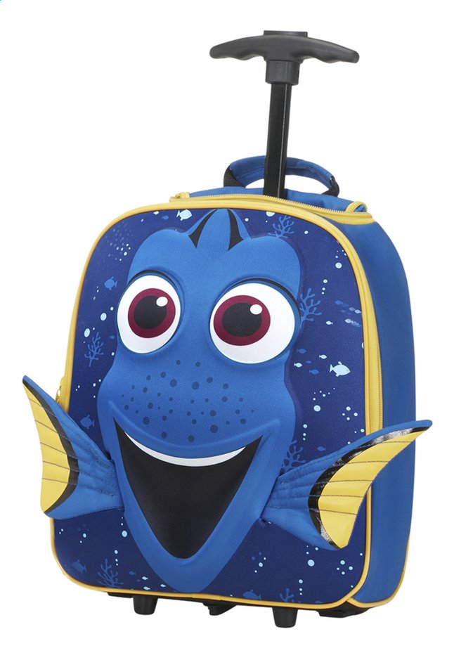 Afbeelding van Samsonite trolley-rugzak Ultimate Disney Finding Dory from DreamLand