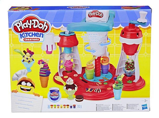 Afbeelding van Play-Doh Kitchen Creations Ultieme ijsmachine from DreamLand