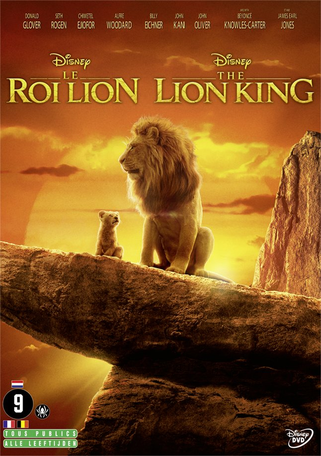 Afbeelding van Dvd Disney The Lion King from DreamLand