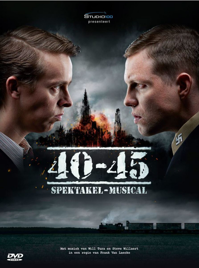Afbeelding van Dvd 40-45 Spektakel - Musical from DreamLand