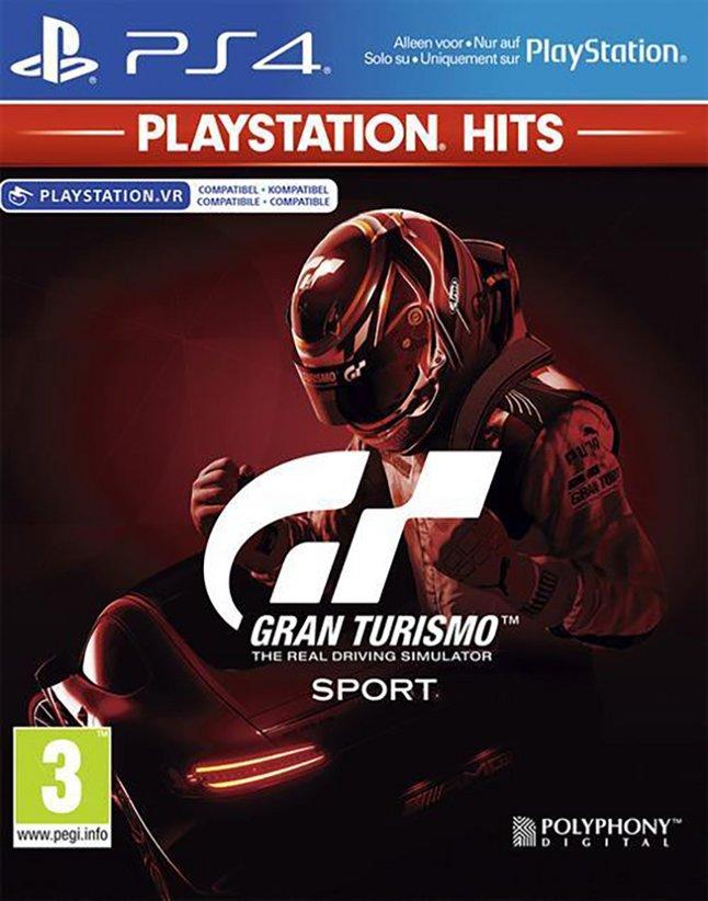 PS4 Gran Turismo Sport – PlayStation Hits ENG/FR