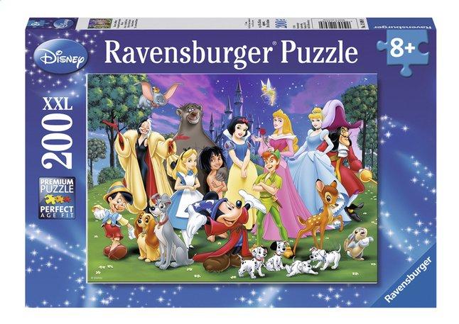 Afbeelding van Ravensburger XXL puzzel Disney's lievelingen from DreamLand