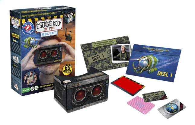 Escape Room The Game Virtual Reality