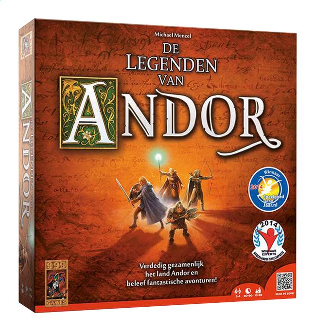 Afbeelding van De Legenden van Andor from DreamLand