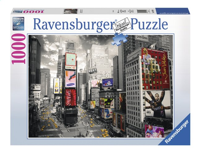 Afbeelding van Ravensburger puzzel Times Square from DreamLand