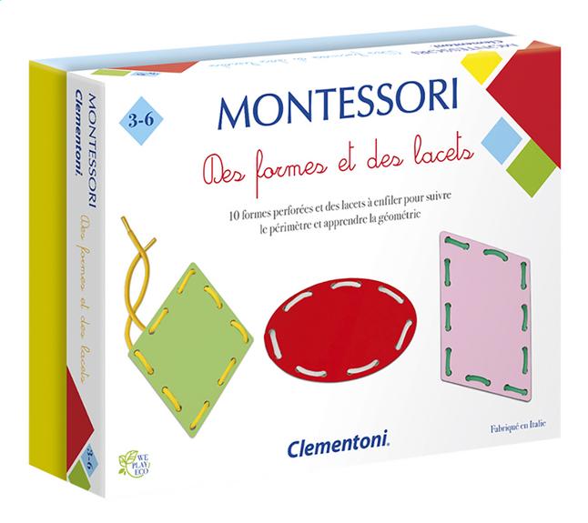 Image pour Montessori - Des formes et des lacets à partir de DreamLand