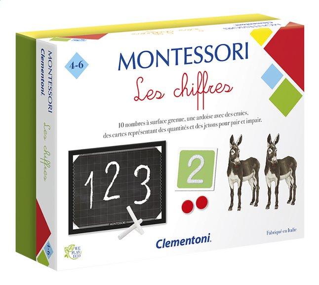 Image pour Montessori - Les chiffres à partir de DreamLand