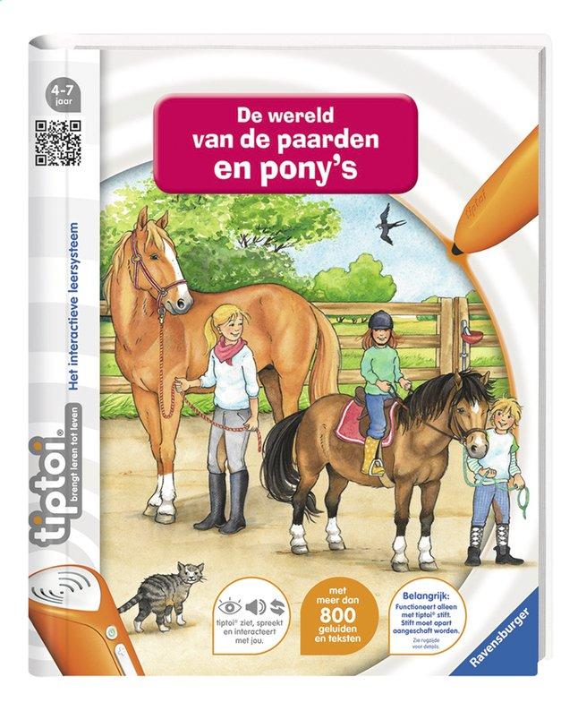 Image pour Ravensburger Tiptoi De wereld van de paarden en pony's NL à partir de DreamLand