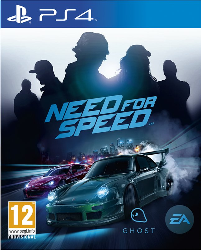 Image pour PS4 Need for Speed FR/ANG à partir de DreamLand