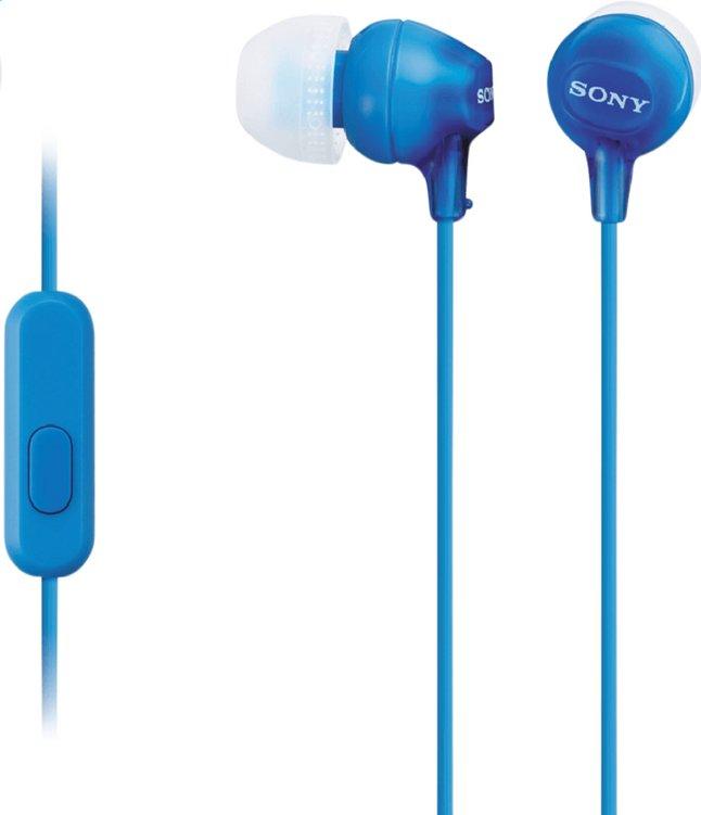 Image pour Sony écouteurs MDR-EX15AP bleu à partir de DreamLand