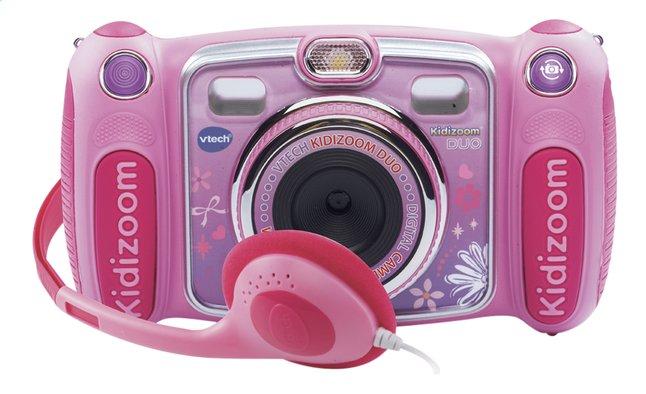 Afbeelding van VTech digitaal fototoestel KidiZoom Duo roze from DreamLand