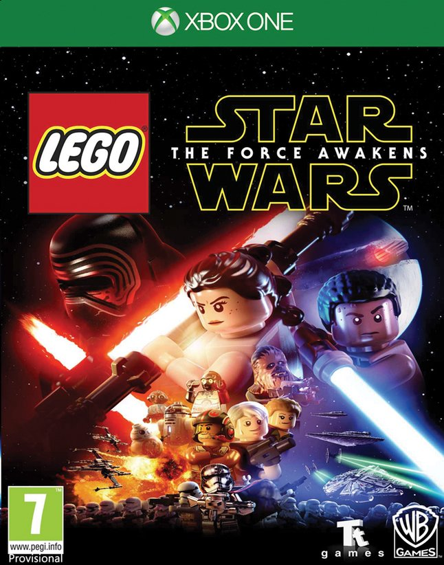 Afbeelding van XBOX One LEGO Star Wars: The Force Awakens ENG/FR from DreamLand