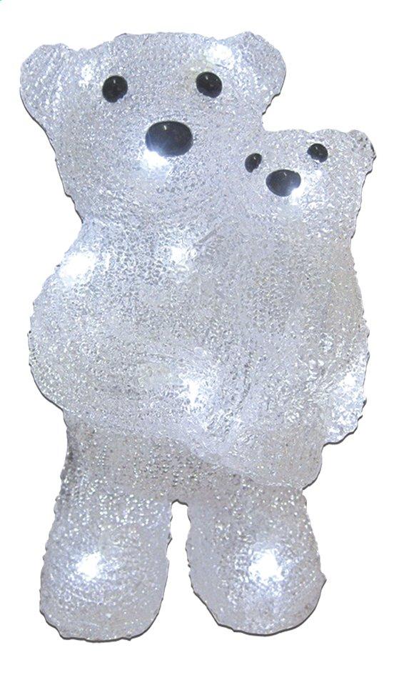 Image pour Animal lumineux LED Ours et son petit à partir de DreamLand