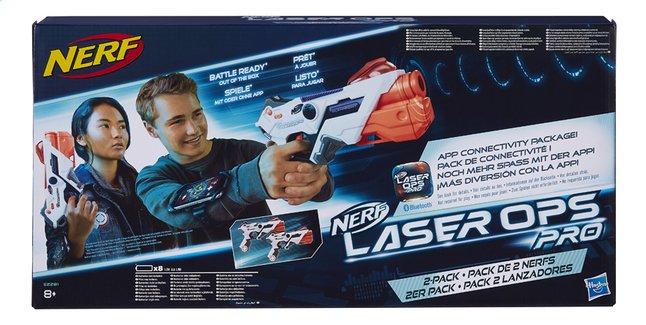 Afbeelding van Nerf blaster Laser Ops Pro Alphapoint - set met 2 Nerfs from DreamLand