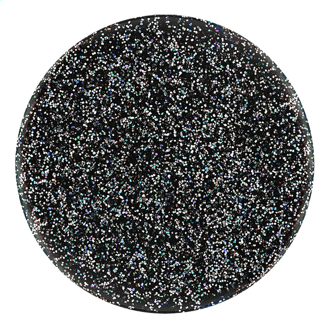 Afbeelding van PopSockets Phone grip Glitter Black from DreamLand