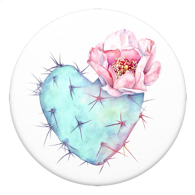 PopSockets Phone grip Succulent Heart