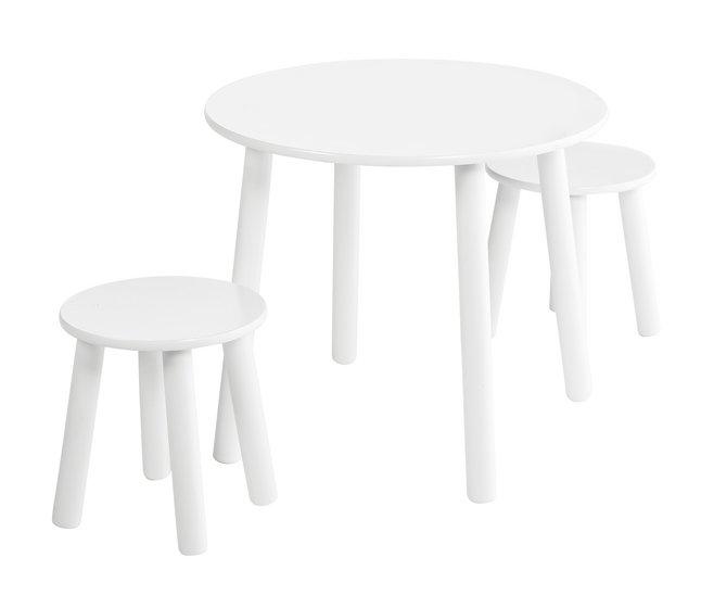Afbeelding van Tafel met 2 stoelen voor kinderen from DreamLand