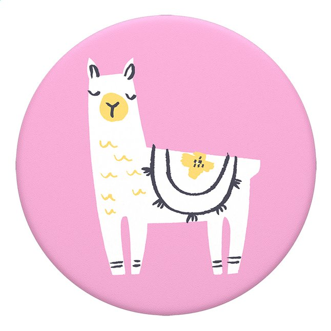 PopSockets Phone grip Llama Glama