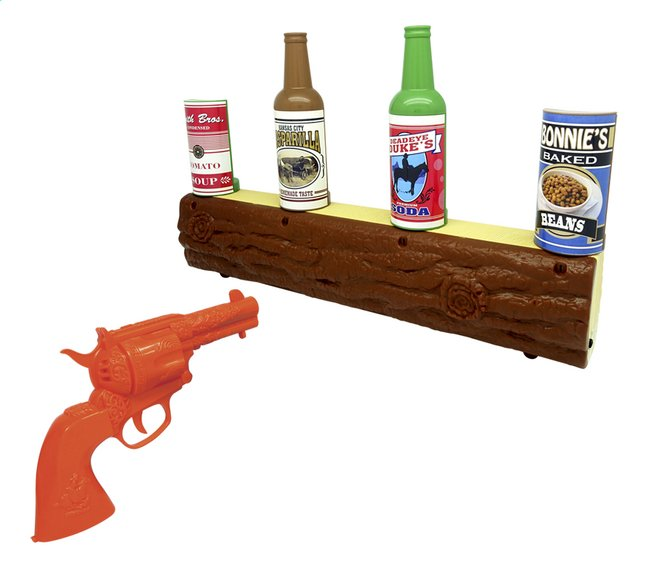 Afbeelding van Wild West Gunslinger Electronic Target Shooting Set from DreamLand