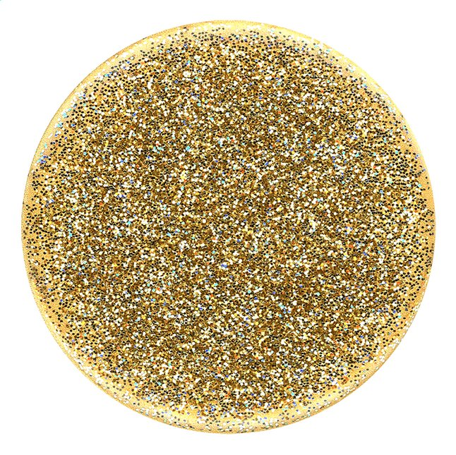 PopSockets Phone grip Glitter Gold