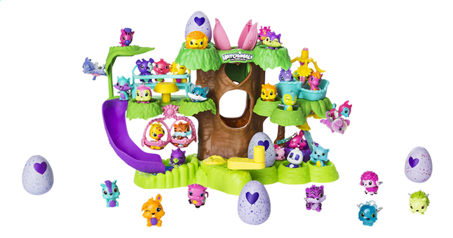 Hatchimals ColleGGtibles speelset Hatchery Nursery