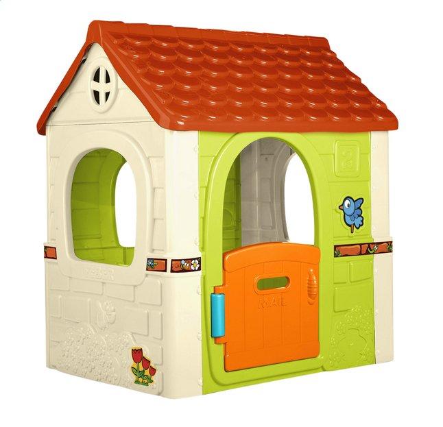 Afbeelding van Feber speelhuisje Fantasy House wit from DreamLand