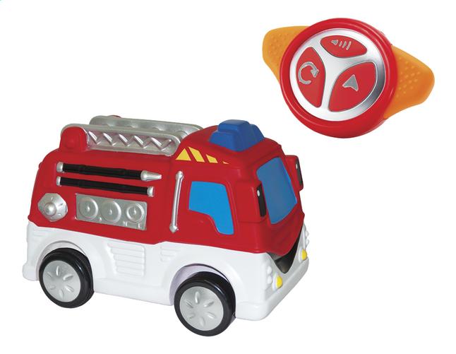 BaobaB brandweerwagen Motor Town Fire Truck