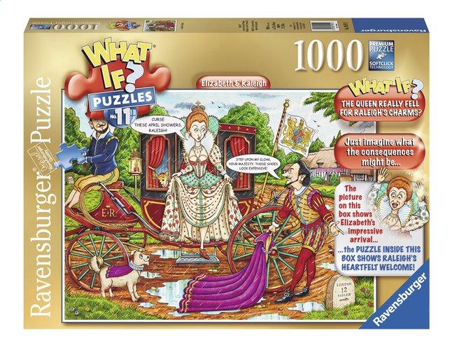 Image pour Ravensburger puzzle What if? Elisabeth & Raleigh à partir de DreamLand