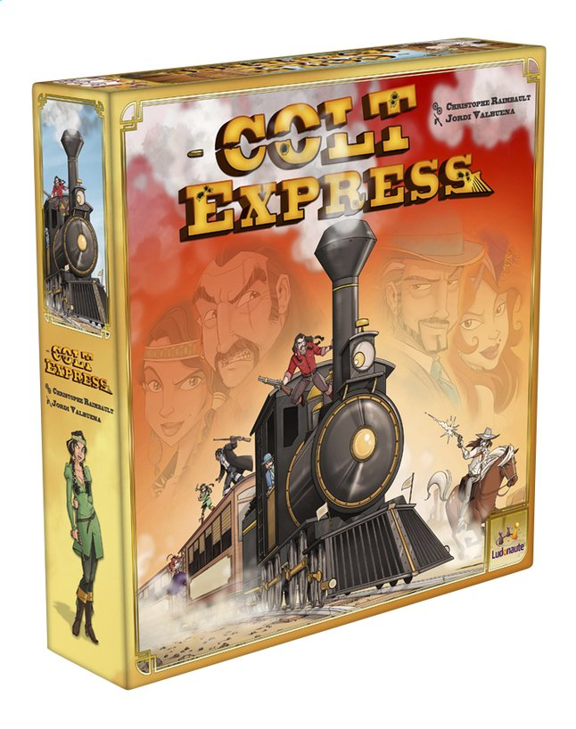 Afbeelding van Colt Express from DreamLand