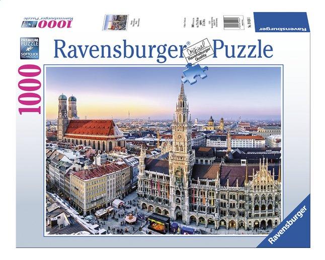 Afbeelding van Ravensburger puzzel München from DreamLand