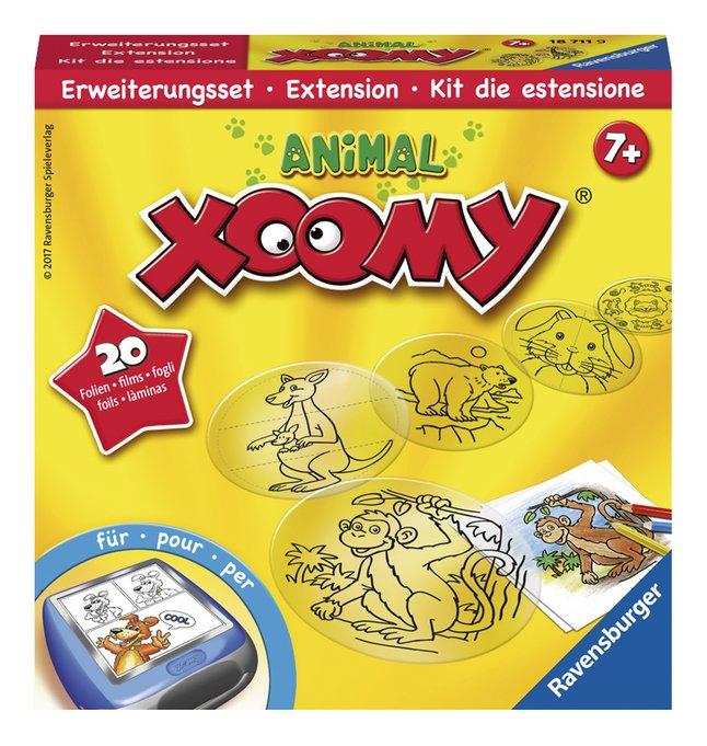 Ravensburger tekenprojector Xoomy + Animal Extension
