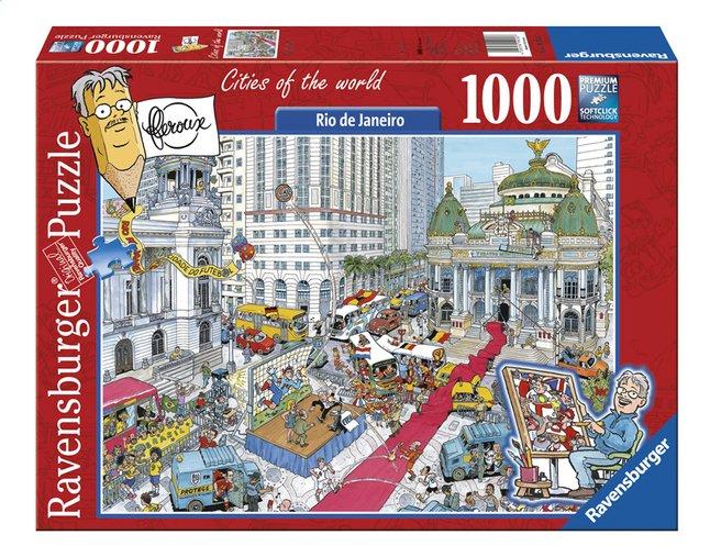 Image pour Ravensburger puzzle Fleroux Rio de Janeiro à partir de DreamLand
