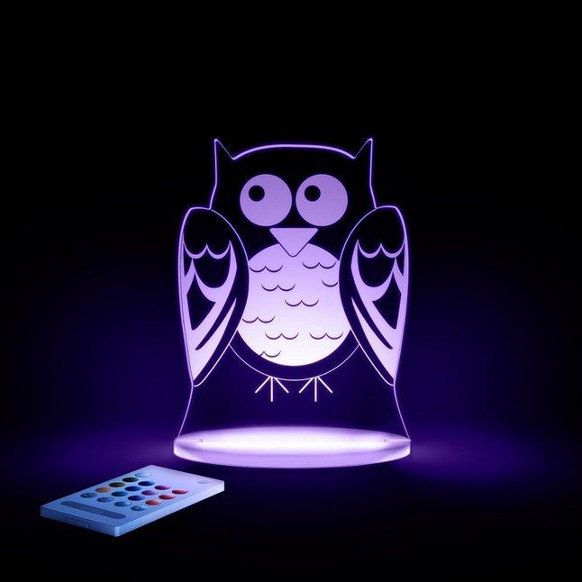 Afbeelding van Aloka led nachtlamp SleepyLight Uil from DreamLand