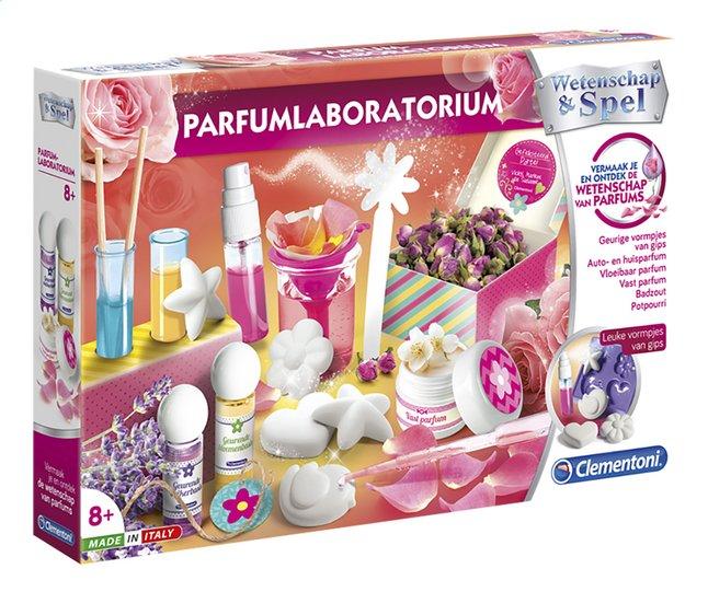 Afbeelding van Clementoni Wetenschap & Spel Parfumlaboratorium from DreamLand
