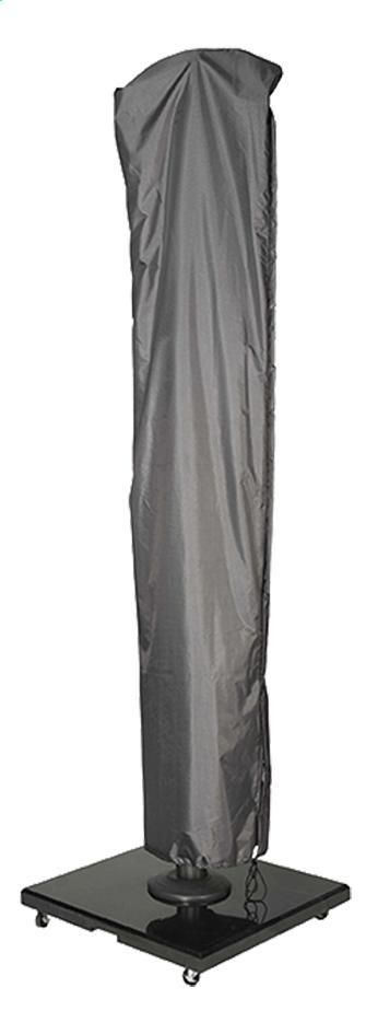 AeroCover Housse de protection pour parasol suspendu polyester 250 x 55/60 cm