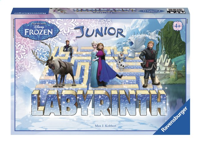 Image pour Ravensburger Disney La Reine des Neiges Labyrinth Junior à partir de DreamLand