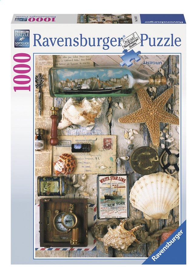 Image pour Ravensburger puzzle Souvenirs de mer à partir de DreamLand