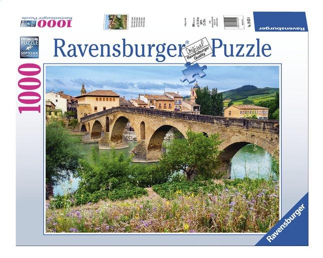 Image pour Ravensburger puzzle Puente la Reina, Espagne à partir de DreamLand