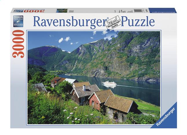 Image pour Ravensburger puzzle Sognefjord, Norvège à partir de DreamLand