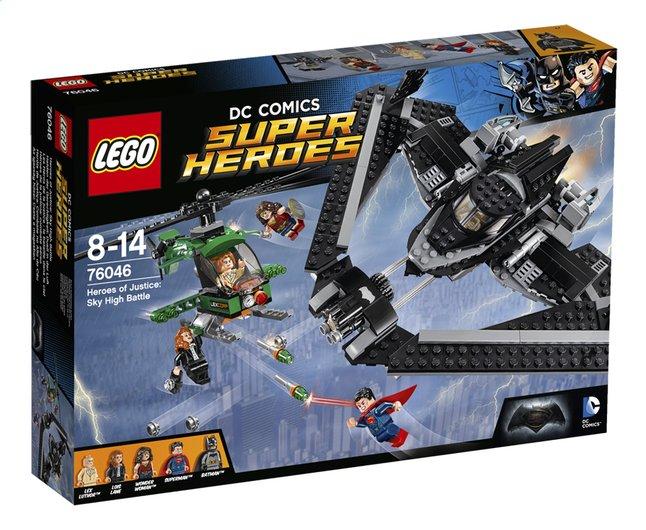 Afbeelding van LEGO Super Heroes 76046 Heroes of justice luchtduel from DreamLand