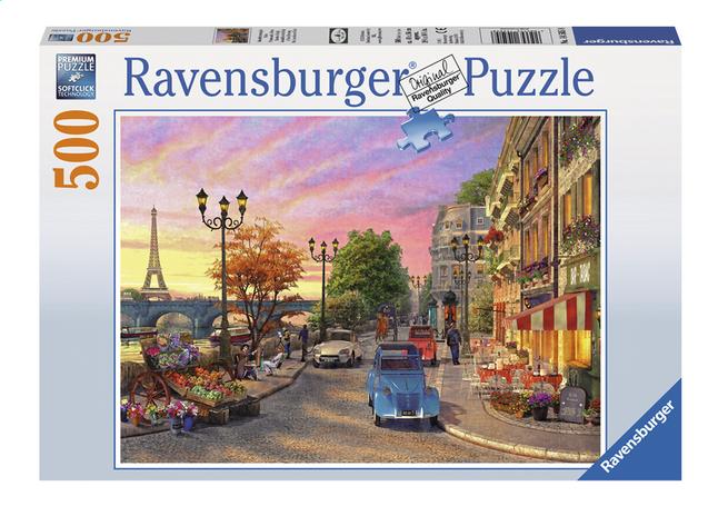 Afbeelding van Ravensburger puzzel Avondsfeer in Parijs from DreamLand