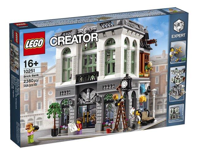 Image pour LEGO Creator 10251 La banque de briques à partir de DreamLand