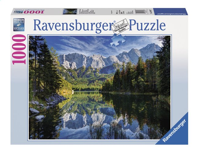 Afbeelding van Ravensburger puzzel Eibsee, Duitsland from DreamLand