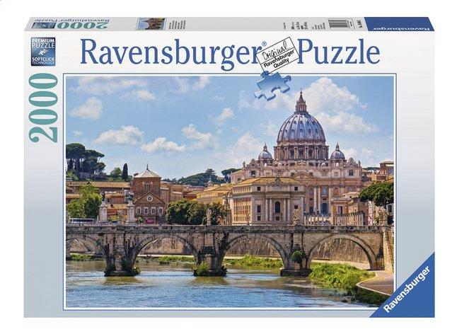 Image pour Ravensburger puzzle Le pont Saint-Ange à Rome à partir de DreamLand