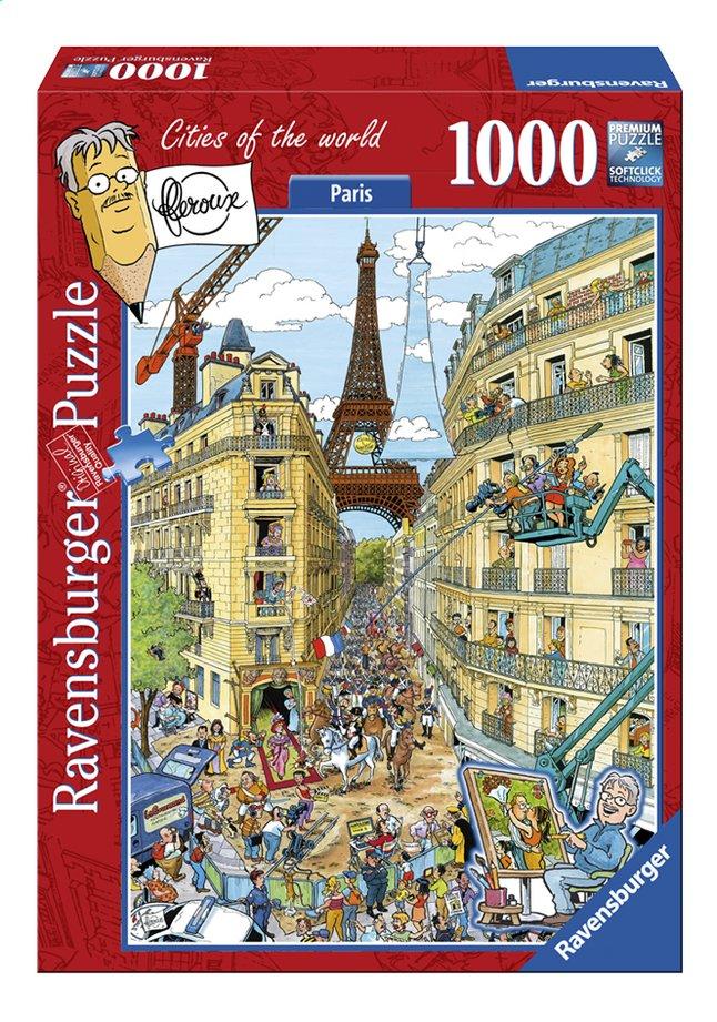 Afbeelding van Ravensburger puzzel Fleroux Paris from DreamLand