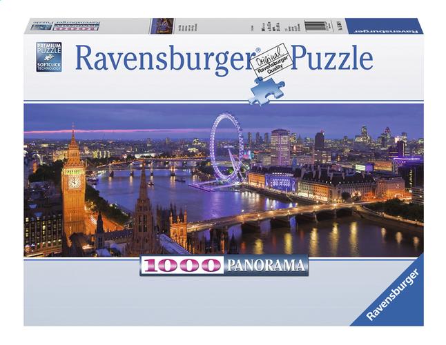 Image pour Ravensburger puzzle panorama Londres de nuit à partir de DreamLand