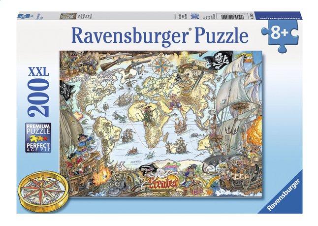 Afbeelding van Ravensburger XXL puzzel Piratenkaart from DreamLand