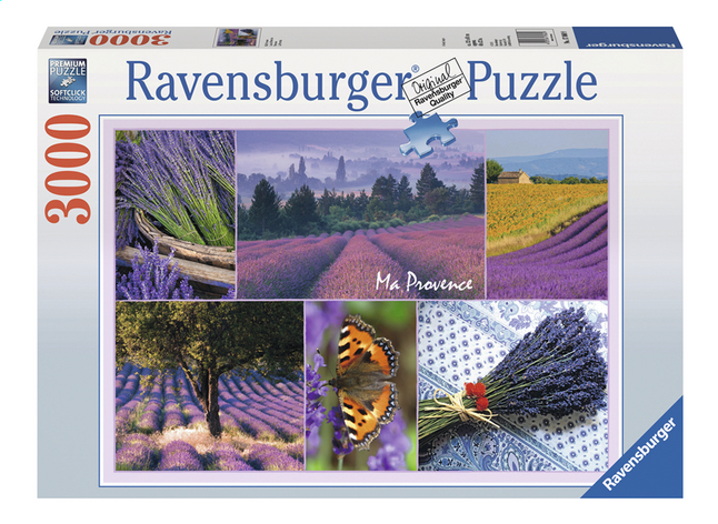 Afbeelding van Ravensburger puzzel Provence from DreamLand