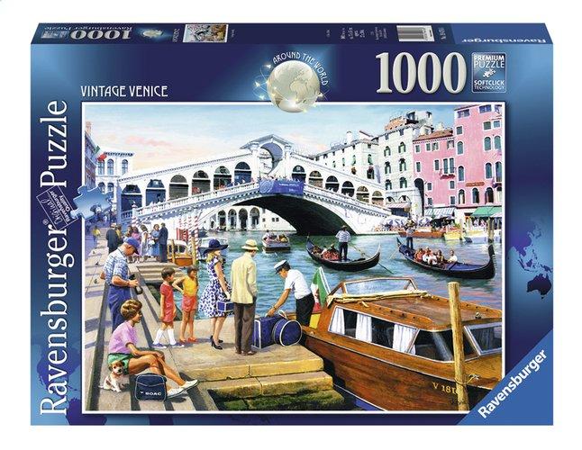 Image pour Ravensburger puzzle Venise vintage à partir de DreamLand